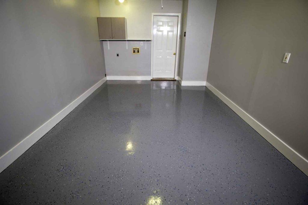 Garage Floor Coating: After