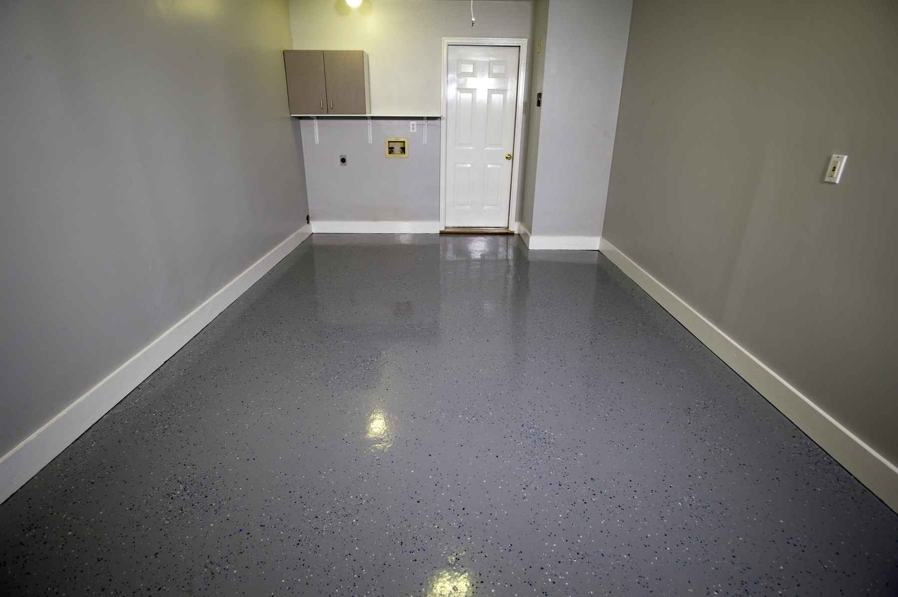 Garage Floor Coating: After