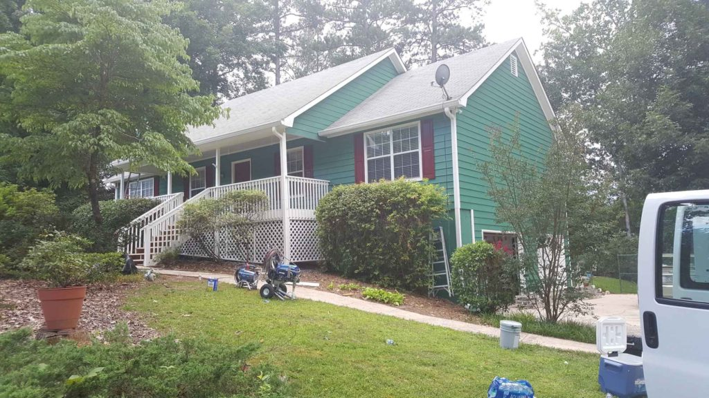 Exterior Painting June 2017 D A G Painting