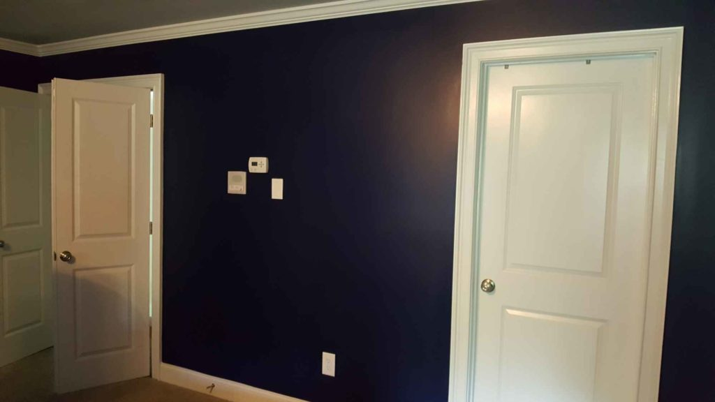 Interior Painting August 2017 D A G Painting