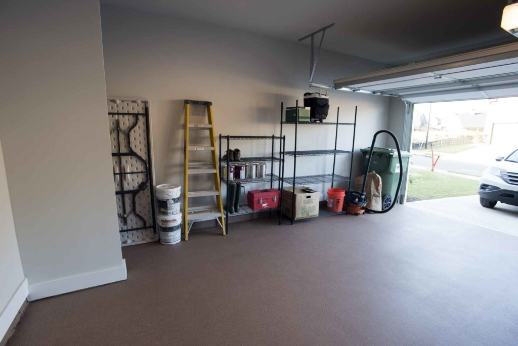 Granite Grip Garage Floor Coating October 2017 D A G